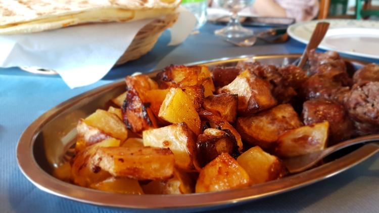 Vom Land auf den Tisch - Ofenkartoffeln