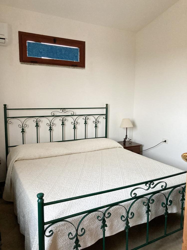 Die Schlafzimmer schlicht, die Matratzen top