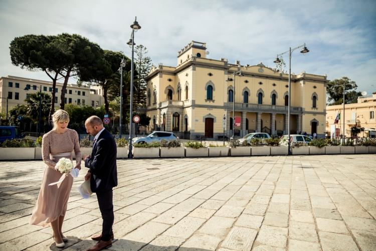 Standesamt von Olbia am Corso Umberto