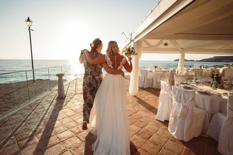 Braut und Weddingplanerin ❤️