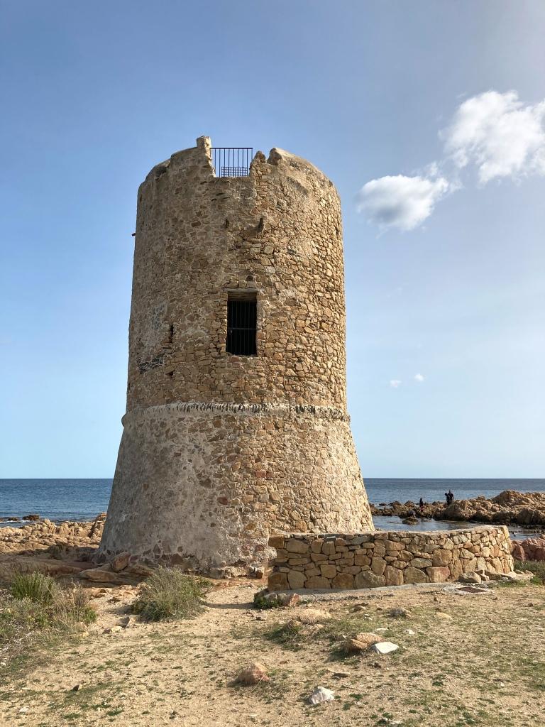 La Caletta - Torre di San Giovanni